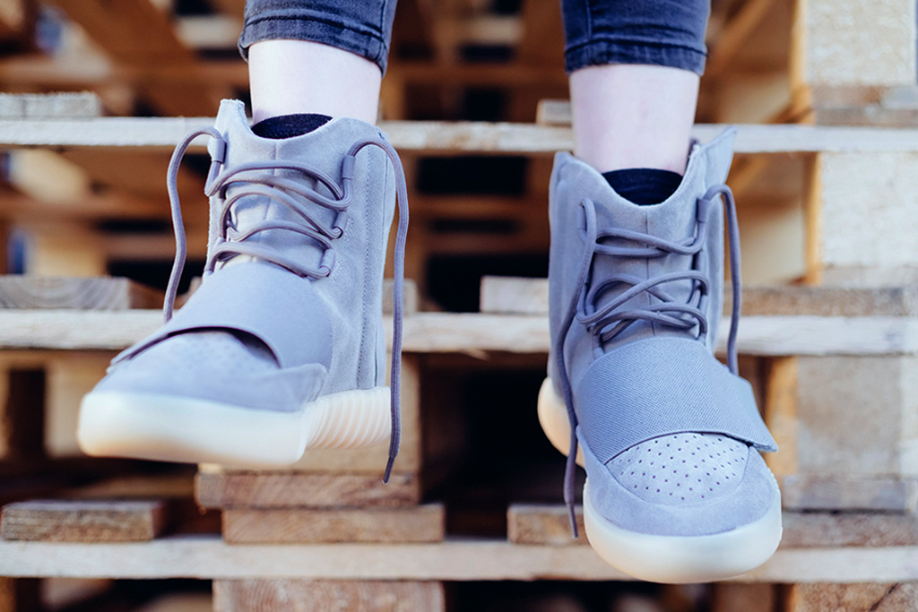 """ea7b321246b A Look at the Yeezy Boost 750 """"Light Grey Gum"""""""